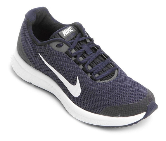 Tenis Nike Runallday Azul Marinho/branco