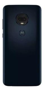 Celular Moto G7 Plus 4+64gb Azul Indigo Dual Sim