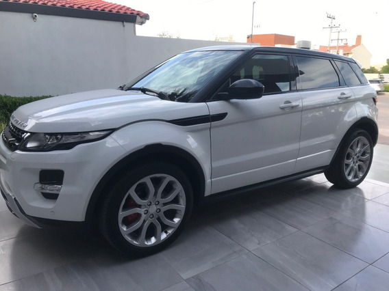 Land Rover Evoque 2.0 Dynamic At 2015