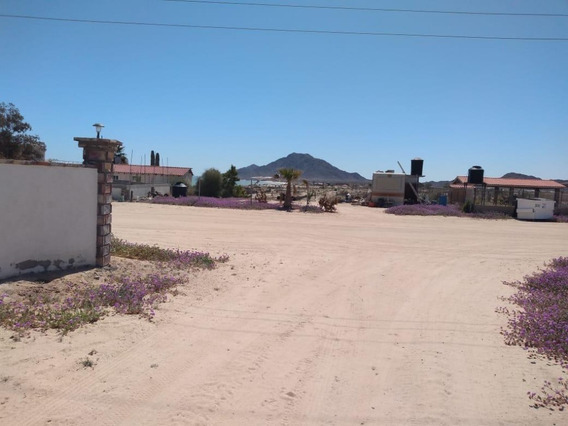 Se Vende Terreno En Carretera Mexicali-san Felipe