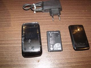 Celular Lg Kp 215 D Chip Fliper Desbloqueado