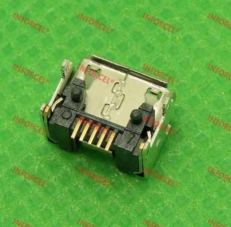 Conector De Carga Original Caixa Som Jbl Flip 3 Micro Usb