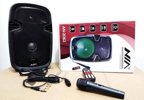 Parlante Bluetooth Nia An-2062 En Cali Quedan Los Ultimos!!