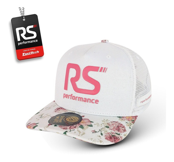 Boné Rs Performance Trucker Feminino