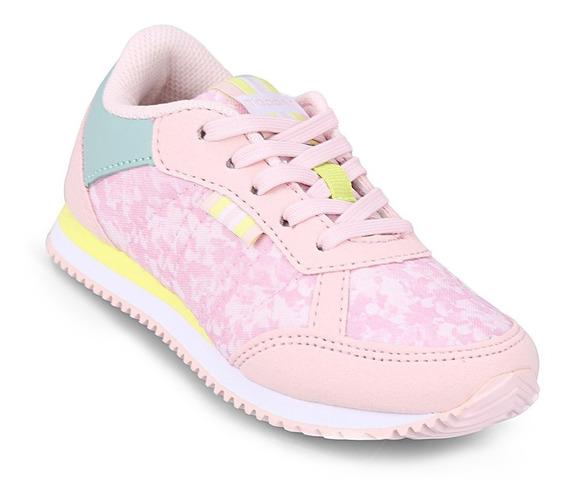 Zapatillas Topper Theo Liberty Rosas Niñas ¡¡envío Gratis!!