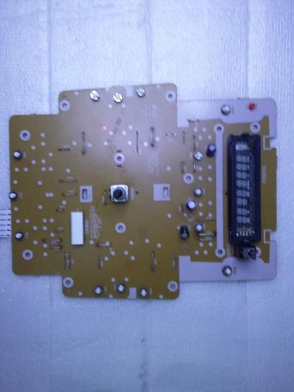 Placa Frontal System Lg Rad125