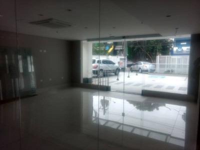 Sala Comercial Em Condomínio Para Locação No Bairro Jardim Bela Vista, Com 2 Vagas De Garagem E Manobristas. - 9882gigantte