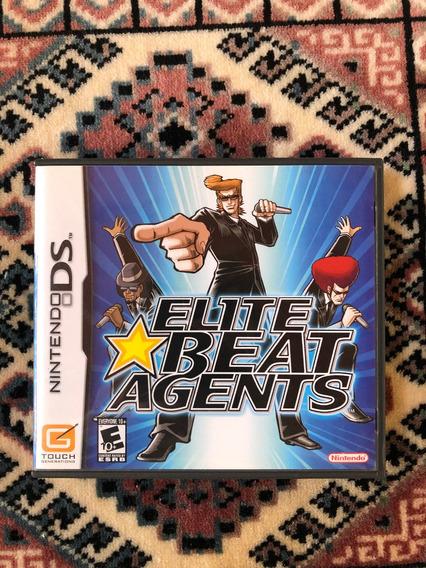 Elite Beat Agents -ds / 3ds - Americano E Original
