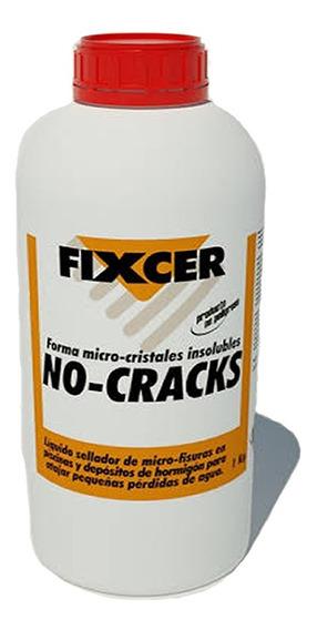 Liquido Sellador No Cracks Para Fugas De Albercas