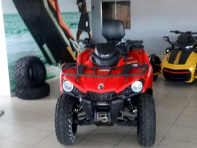 Can- Am Quadriciclo Outlander 570 Max. 2017