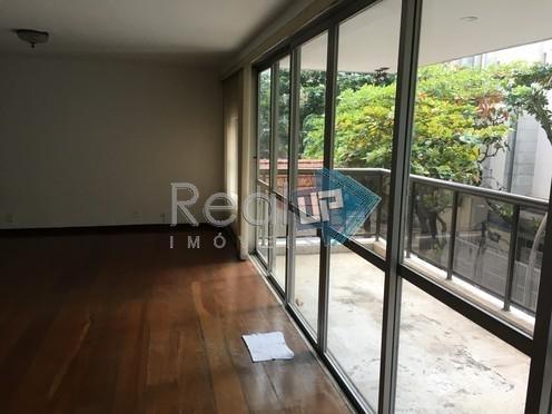 Apartamento Com 4 Quartos Para Comprar No Leblon Em Rio De Janeiro/rj - 13691