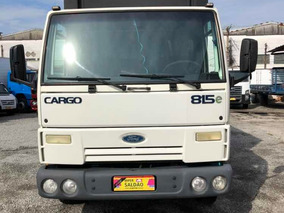 Ford Cargo 815 Ano 2007 Saider