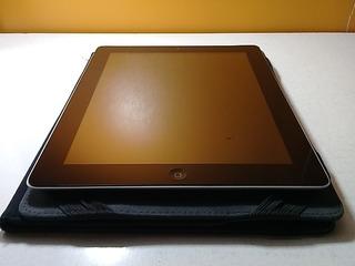 iPad 4ta Generación A1458 32gb /funda De Cuero Incluída