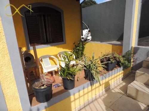 Casa Com 4 Dormitórios À Venda, 140 M² Por R$ 330.000,00 - Jardim Flamboyant - Paulínia/sp - Ca0241