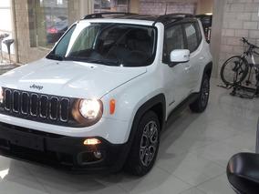 Jeep Renegade Longitude 1.8 0km Nueva Contado Cuotas Oferta