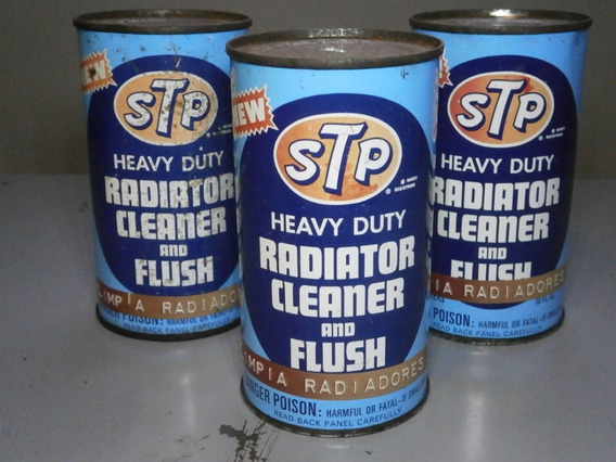 Stp Heavy Duty Radiator Cleaner And Flush