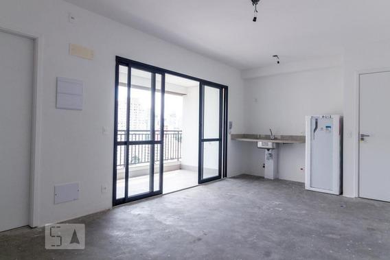 Studio No 11º Andar Com 1 Dormitório - Id: 892985515 - 285515