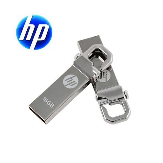 Pen Drive Hp 16gb V250w Lacrado Original Novo Frete R$ 20,00