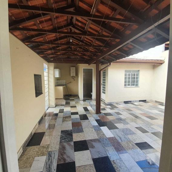 Casa Residencial Em Bragança Paulista - Sp - Ca0505_brgt