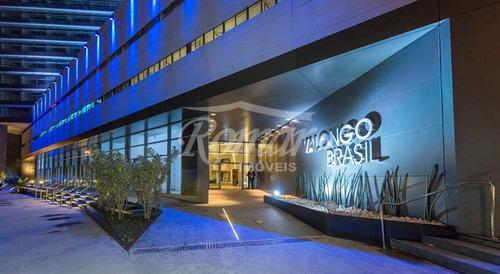 Imagem 1 de 15 de Sala No Valongo Brasil - R$ 170 Mil, Cod: 1153 - V1153
