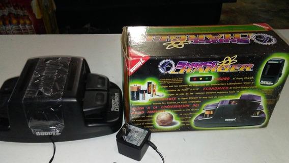 Super Cargador De Baterías Alcalinas