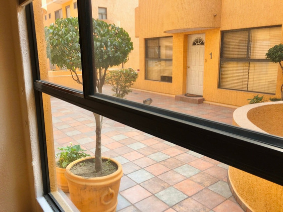 Rento Casa En Condominio En La Colonia Del Valle