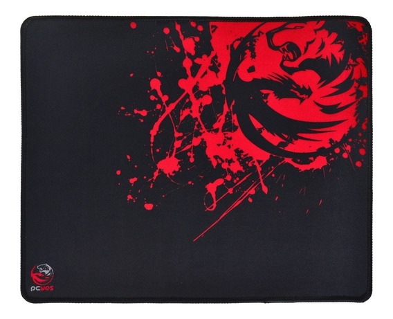 Mousepad Gamer Costurado Original Com Caixa