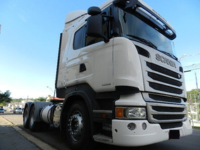 R 440 6x2 2014 Com Motor Novo