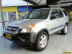 Honda Cr-v 4x4 2.4 Mt Fe