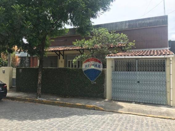 Casa Para Vender No Bairro Do Poço, Com 3 Quartos (1 Suíte Master) - Ca0096
