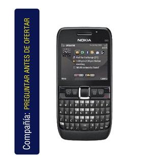 Nokia E63 Cám 2mpx Sms Mms Wifi Bluetooth Radio Mp3