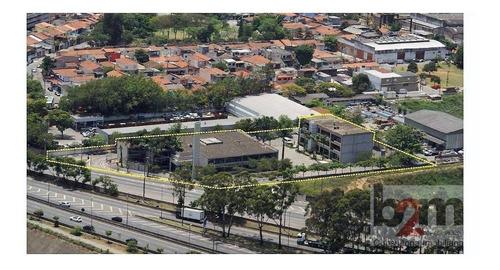 Conjunto Com 02 Prédios Comerciais À Venda/locação - 4042 M² - Vila Leopoldina - São Paulo/sp - Pr0020