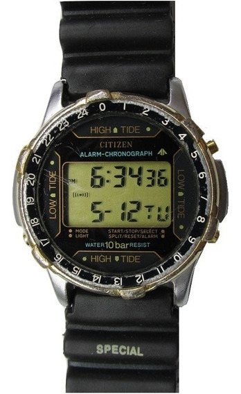 Relógio Citizen Digital Promaster Cronograph P110