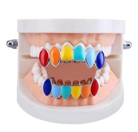 Grillz 6ix9ine Joia Dental Trap Promoção Frete Grátis!!!