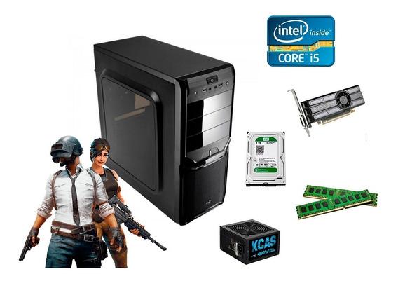 Pc Gamer I5 8gb 1tb Placa De Vídeo Gt 1030 2gb Ddr5