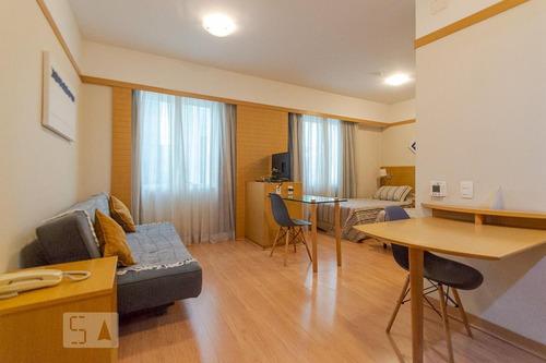 Apartamento Para Aluguel - Consolação, 1 Quarto,  30 - 893341858