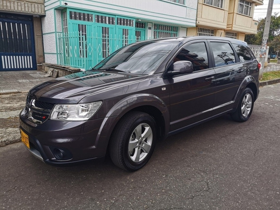 Remate Dodge Journey Se 7ps