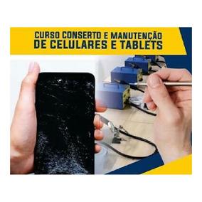 Curso De Manutenção Celular Smartphone & Tablet - Atualizado