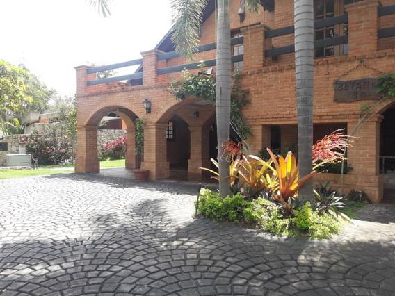 Espectacular Casa En Guataparo Country Club