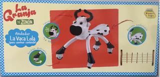 Caminador Andador Musical Bebe Vaca Lola -la Granja De Zenon