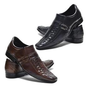 6d01acf5ba Sapato Barato Masculino - Sapatos com o Melhores Preços no Mercado ...