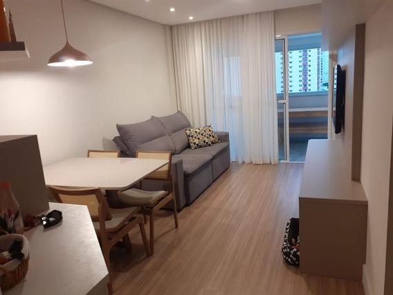 Apartamento Novo No Alto Da Mooca Com 3 Vagas - 2529k