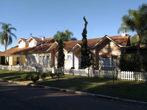 Imagem 1 de 30 de Casa Com 3 Dormitórios, 480 M² - Venda Por R$ 2.500.000,00 Ou Aluguel Por R$ 12.000,00/mês - Parque Dom Henrique Ii - Cotia/sp - Ca1731
