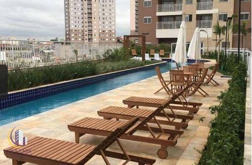 Lindo Apartamento Resort Eco Vida  Lazer Completo - Ap1938