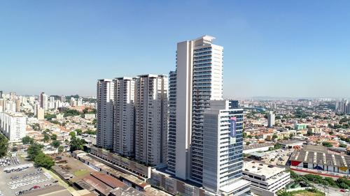 Helbor Trilogy Home, Office Salas Comerciais Em São Bernardo