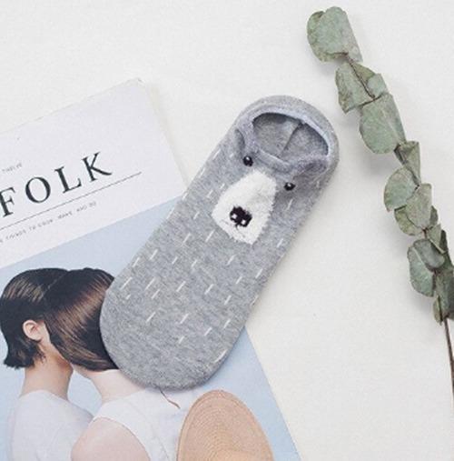 Calcetines Kawaii Para Mujer, Moda Japonesa