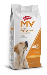 Alimento MV Dieta Prescripta Renal perro adulto todos los tamaños mix 10kg
