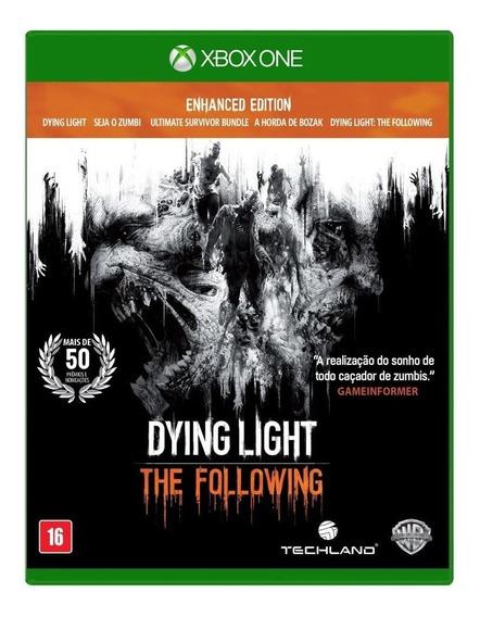 Dying Light The Following Enhanced Edition Xbox One Novo Rj
