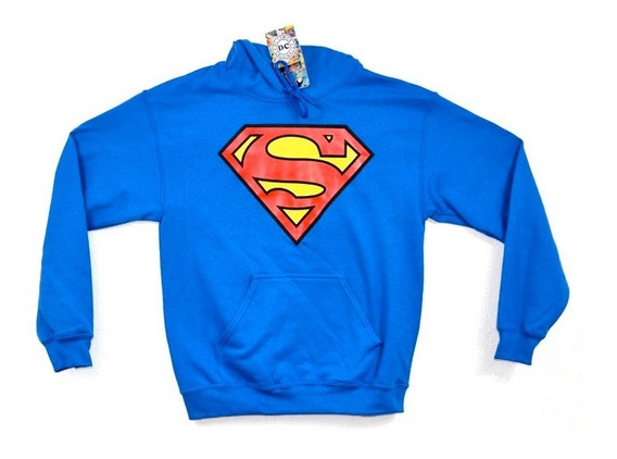 Superman Dc Comics Sudadera 100% Original