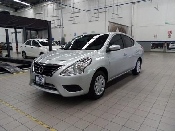 Nissan Versa 2016 1.6 Sense Mt